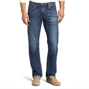 Adriano Goldschmied Men's Straight Protege Jeans